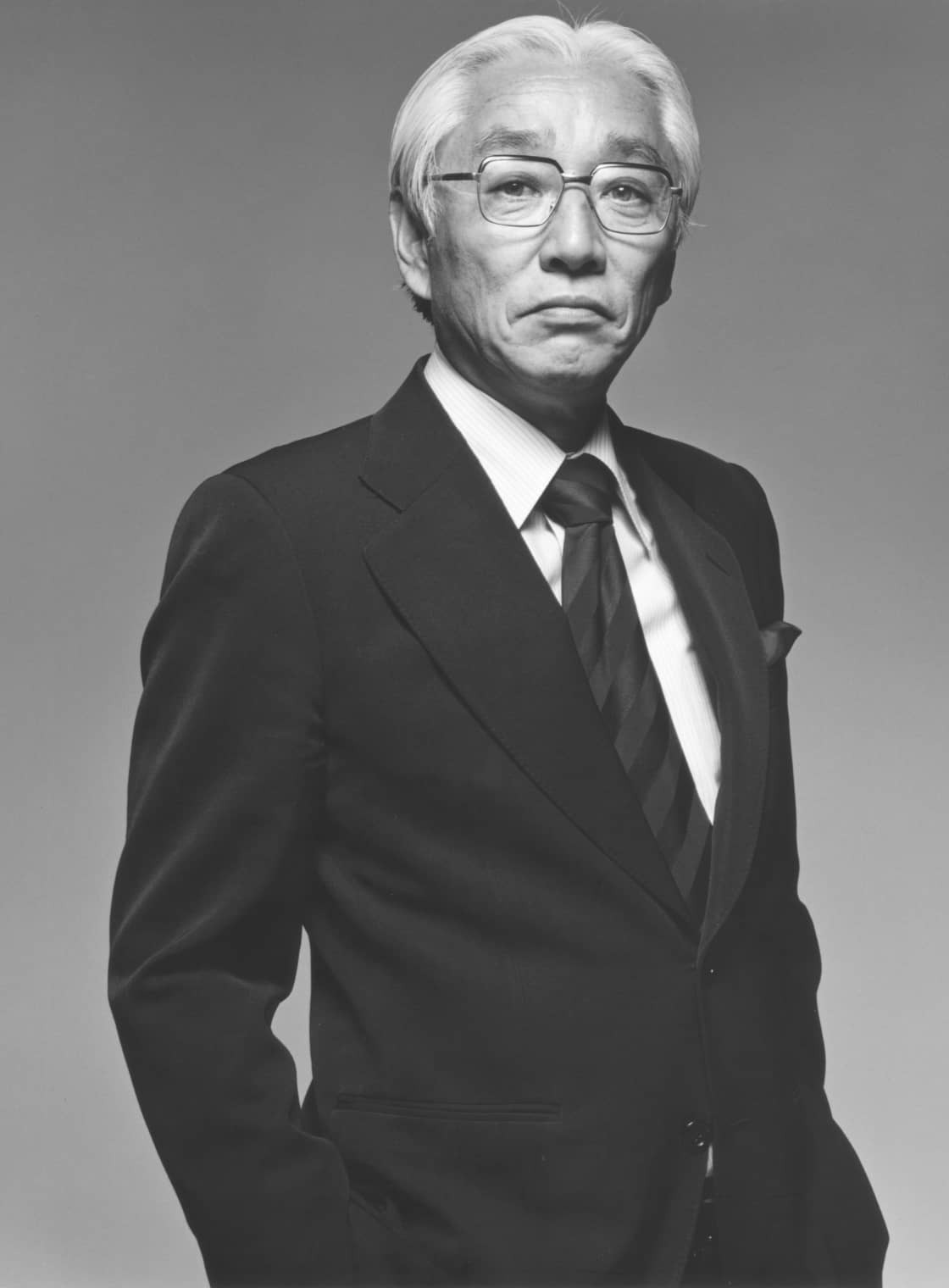 The Voice of Akio Morita